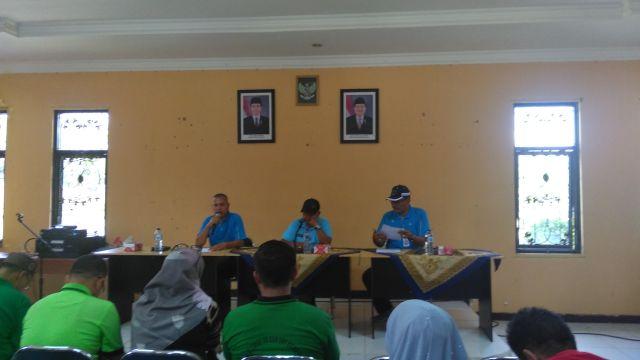 Rapat Panitia MTQ Tingkat Kabupaten Rokan Hulu